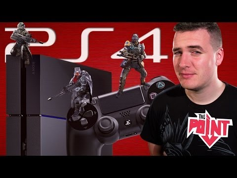 PlayStation 4 First Impressions - The Point