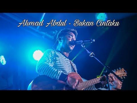 Download Ahmad Abdul - Bukan Cintaku | LIVE! at StageBusJazz Mp4 baru