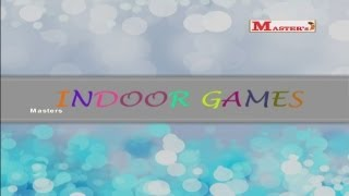Indoor Games - English Animation Video for Kids