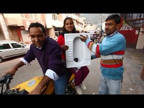 Changing the Culture of Toilets in India