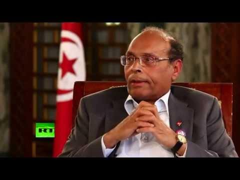 Julian Assange( Wikileaks) - The World Tomorrow VOSTFR (épisode 03): Moncef Marzouki