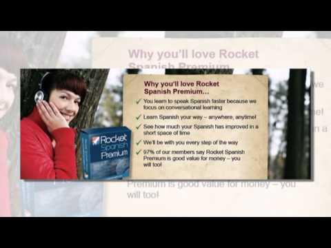 Rocket language - learn spanish online program free download