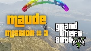 "GTA 5 - Maude Bail Jumper Mission #3 ""Glen Scoville"" Location (Mount Chiliad)"