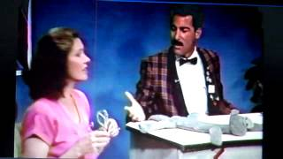 ELINOR DONAHUE w/ MR PETE Public Access 1988 KTLA 5 Peter Chaconas Chacona Father Best