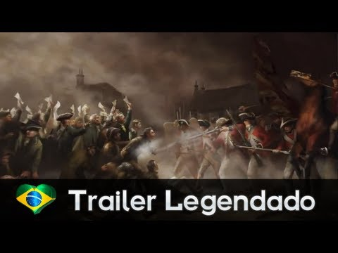 Assassin's Creed 3 - Boston Tea Party Trailer | Legendado PT-BR [HD] thumbnail
