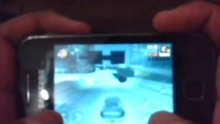GTA3 HD Gameplay on Samsung Galaxy Y