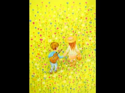 日安,波斯菊 Bonjour, Cosmos - Golden Flower Bells
