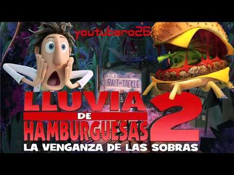 descargar Lluvia de Hamburguesas 2 la venganza de las sobras español latino 720 HD   youtubero26