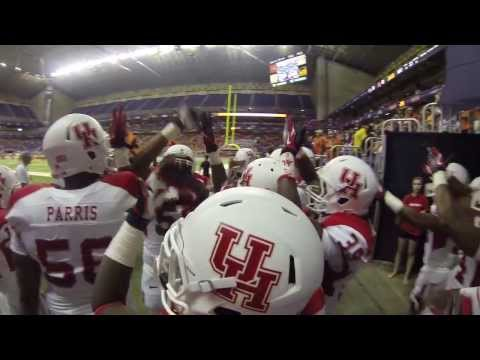 Houston vs UTSA: Painting San Antonio Red