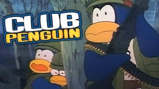 The Club Penguin ANIME Movie?! (Penguin's Memory)