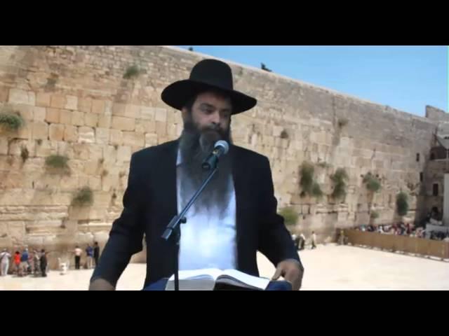 הרב רפאל זר - אהבת חינם (תשעה באב)