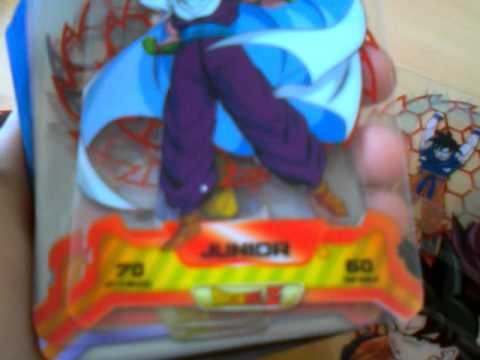 collezzioni dragonball z lamincards super 3d e new super 3d