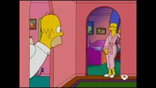 Los Simpson Sexo conyugal (Castellano)