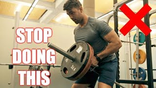 How to PROPERLY T-Bar Row | 3 Advanced Variations for Muscle Gain