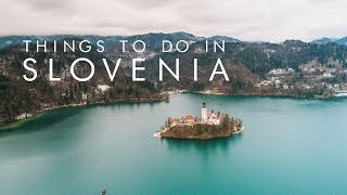 Things To Do In SLOVENIA | UNILAD Adventure