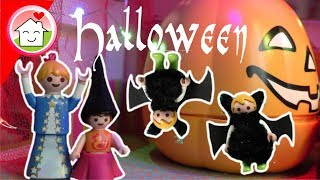 Playmobil Film deutsch - Halloween Party Mega Pack mit Familie Hauser