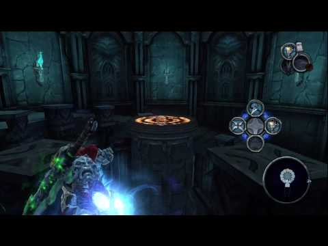 Darksiders Apocalyptic Difficulty - The Black Throne: Ascending to the Third Tower