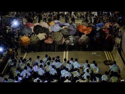 Hong Kong Protests: Violent Clashes Between Police and Demonstrators Erupt In Hong Kong