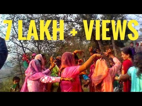 Himachali Marriage Near Lad Bharol ( Distt Mandi ) video