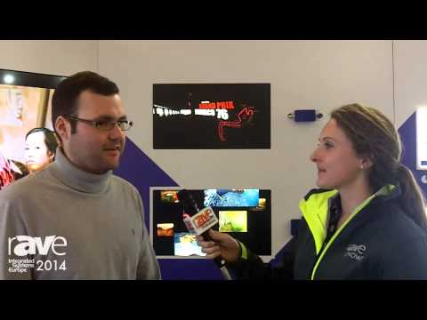ISE 2014: Renee Interviews Daniel of HD Connectivity