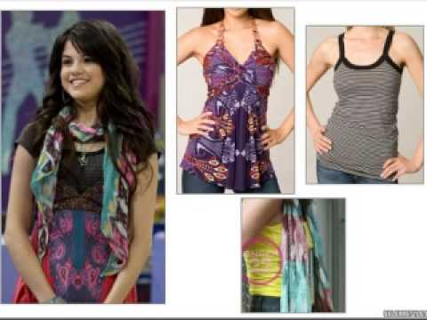 Selena Gomez Clothes From Wizards Of Waverly Place. Dress like selena gomez