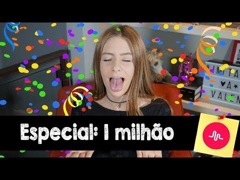 Especial 1M: IMITANDO A VALEN NO MUSICAL LY || Valentina Schulz