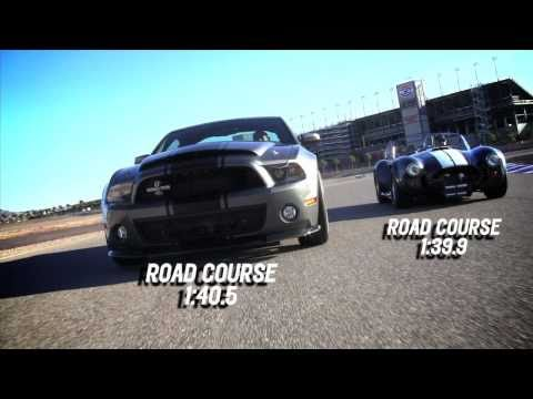 2011 Super Snake vs 427 Cobra - BADDEST SHELBY EVER