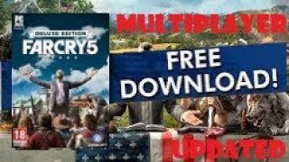 Download Far Cry 5 Crack + Full Game PC Torrent Free [UPDATED]