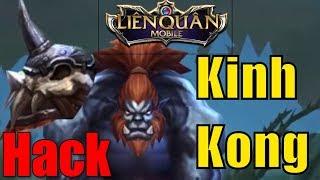 """Thanh niên """"Hack King Kông"""" Đứng im trong rank - 6 phút ăn King kong quá đơn giản"""