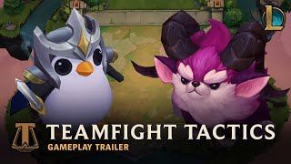 Teamfight Tactics | Gameplay Trailer - League of Legends