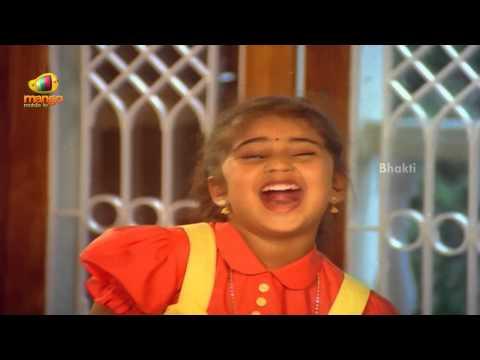 Sindhoora Devi Movie Scenes - Kanaka Goes For Baby Shamili's School Program -vivek, Kanaka video