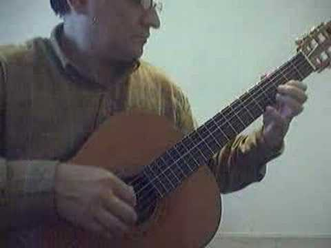 Gaspar Sanz - Folias - Work for Barroque Guitar