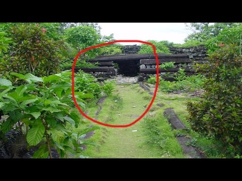 Strange stories | The real unsolved mystery of Nan Madol