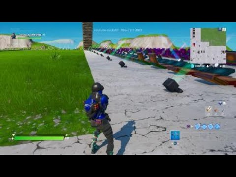FORTNITE zene mappok. :D