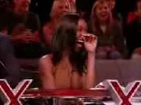 Increíble niña cantando en America's Got Talent