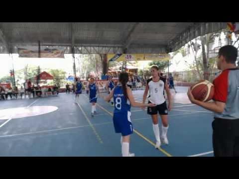 baloncesto cali vrs medellin femenino menores