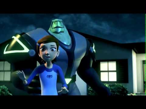 Ben 10 Destroy All Aliens (movie) video