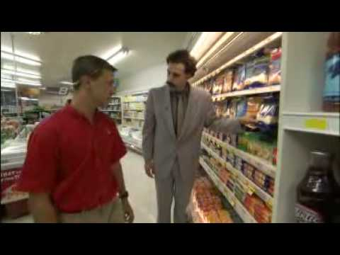 borat deleted scenes not seen in movie