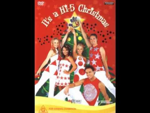 Hi 5 Charli Robinson >> X'mas song: Santa Claus Is Coming [Hi-5] - YouTube