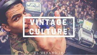 Vintage Culture @ El Verano 2018