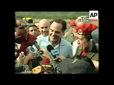 Kirchner, Chavez on Colombian border at start of rescue mission