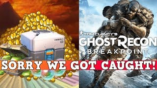 Ubisoft's TERRIBLE Apology For Ghost Recon Breakpoint Greed