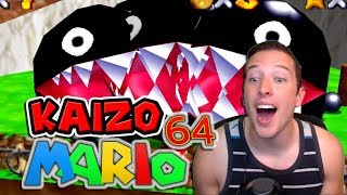 Super Mario 64...Except It's Ridiculously Hard | Kaizo Mario 64