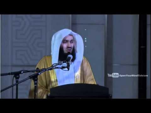 Abu Ayyub al-Ansari and Abu Dhar al-Ghifari (ra) - Mufti Menk Malaysia Ramadan 2014