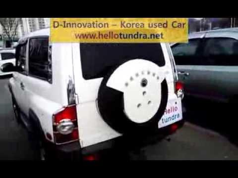 [hellotundra.net] Korea used car sales - Ssangyong / Korando