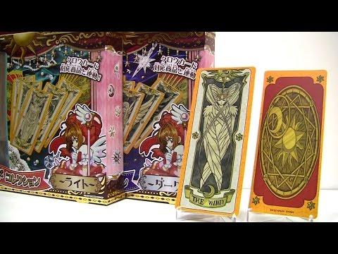 ARR - Takara Tomy Cardcaptor Sakura Interactive Clow Cards Review
