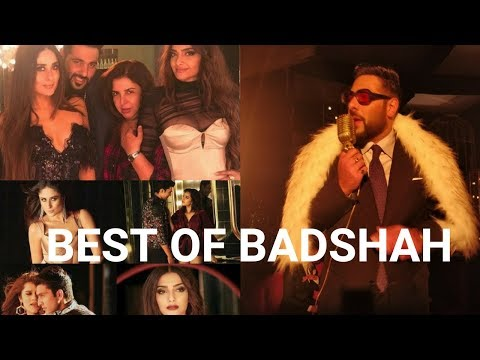 Best of Badshah Songs (Hit Collection)| BOLLYWOOD SONGS 2018|Top  10 Songs of  Badshah
