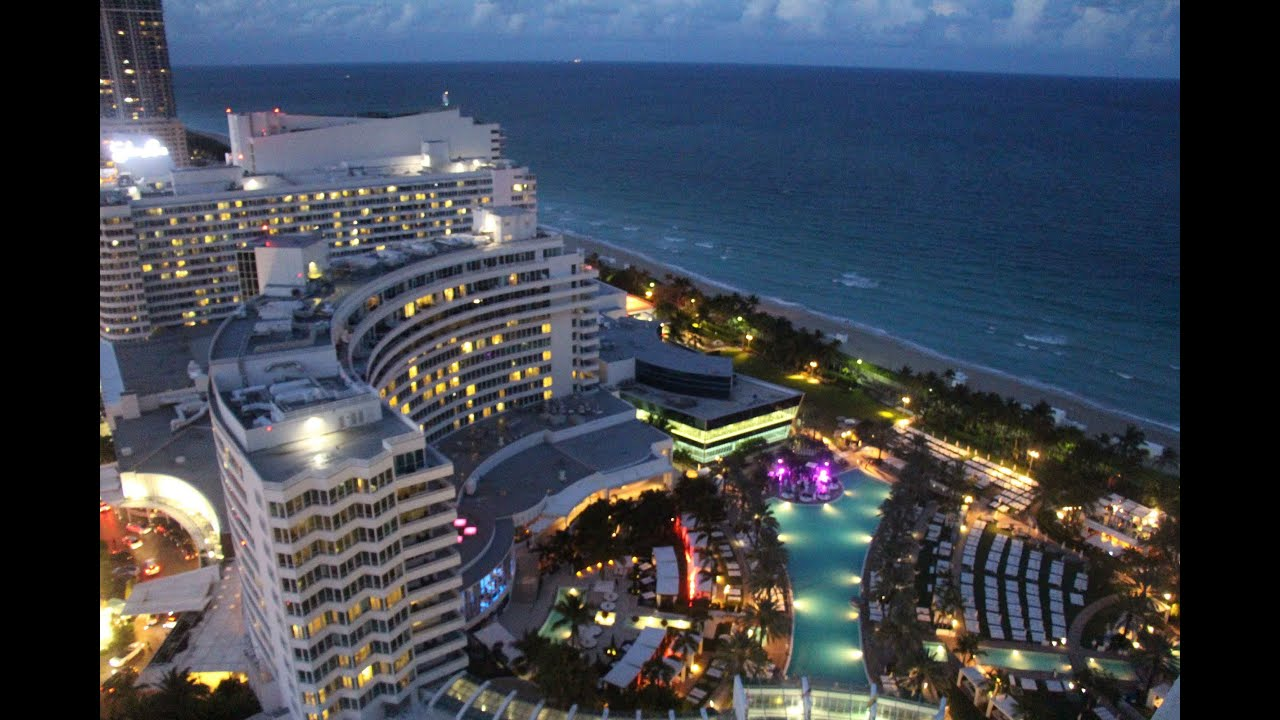Fontainebleau Hotel Miami Beach Review And Tour Quot Tresor