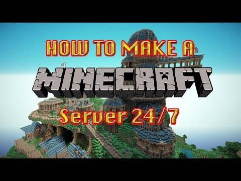 How To Make A 24/7 Minecraft Bukkit Server: 1.7.9 FREE! | Mac