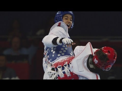 Taekwondo Women -49kg Bronze Mdl Finals - Full Replay - London 2012 Olympic Games